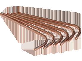 En 13348 Copper Pipes