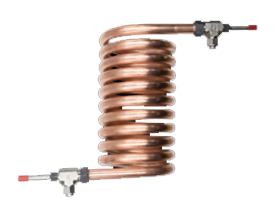 Heat Exchanger copper Pipes