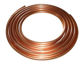 En 1254 Copper Pipes