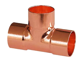copper-fitting-tee