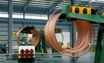 copper pipes exporter