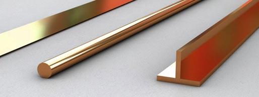Ec Grade Copper Pipes