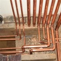plumbing copper pipes manufacturers
