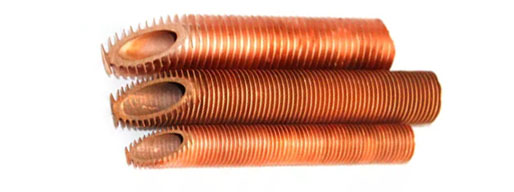 Copper Heat Exchanger Pipe