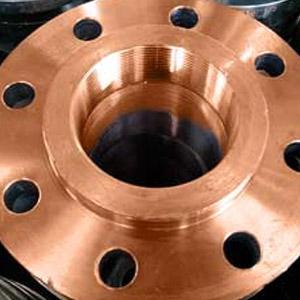 Cupro Nickel RTJ Flanges Supplier