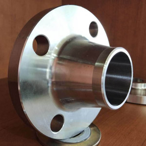 Cupro Nickel Long Weld Neck Flanges Supplier