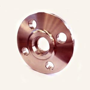 Cupro Nickel Socket Weld Flanges Supplier