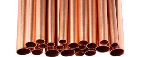 Mexflow Copper pipe and tubes supplier in india