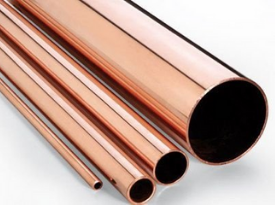 Indigo Copper Pipes supplier