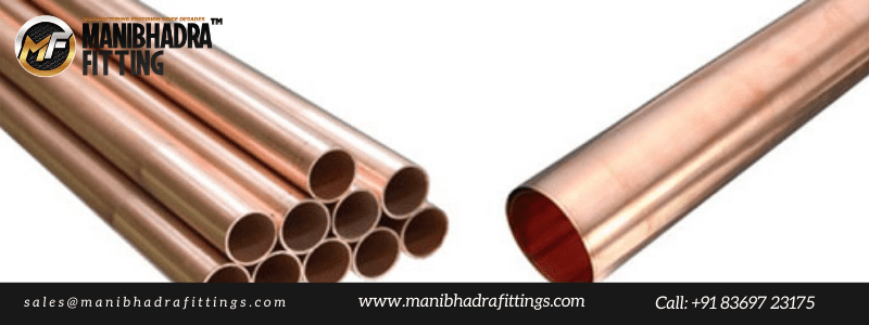 99.99% Copper Pipes