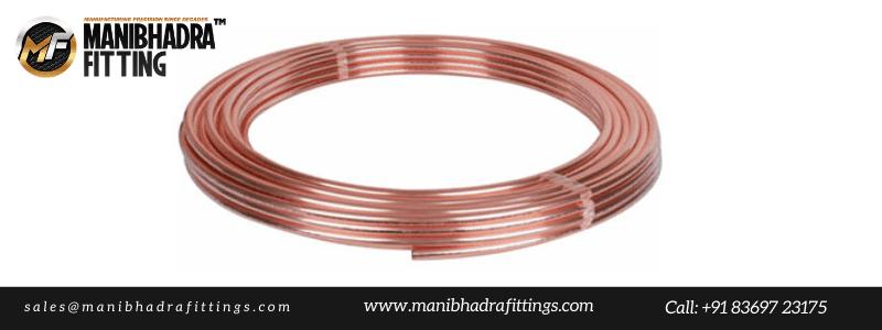 ASTM B280 Copper Tube