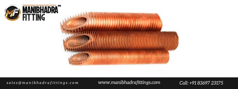 Copper Heat Exchanger Pipe