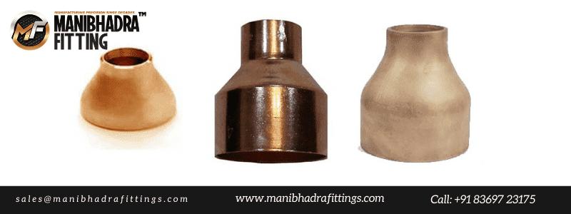 Cupro Nickel Reducer Manufacturer