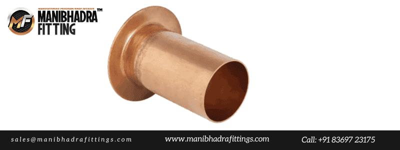 Cupro Nickel Stub End-Lap Joints Manufacturer