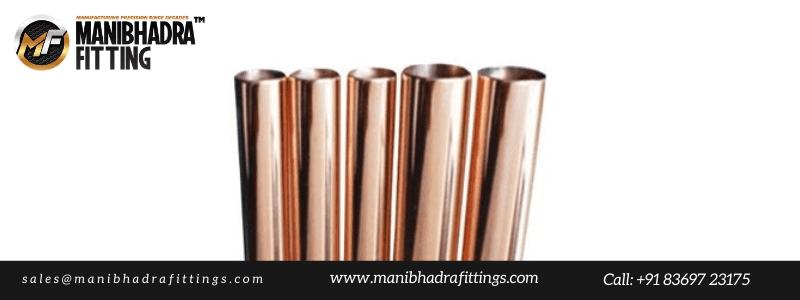 En 1254-Copper-Pipes Supplier