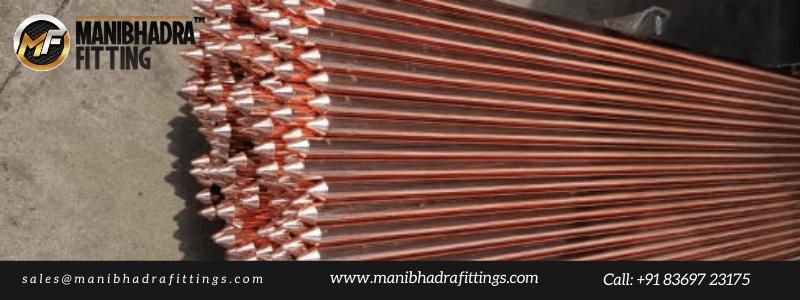 ETP Grade Copper Pipes