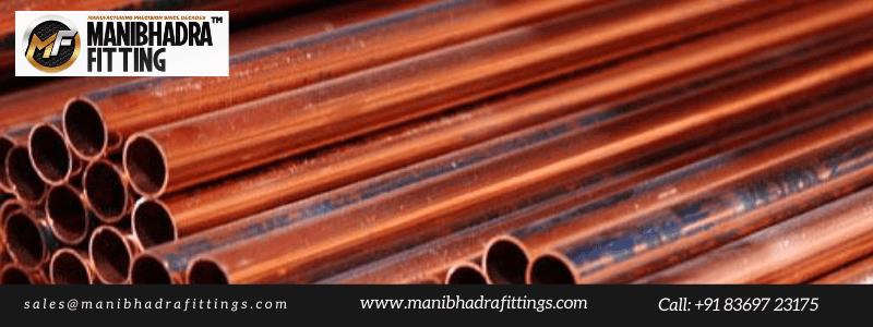 Indigo Copper Pipes Manufacturer
