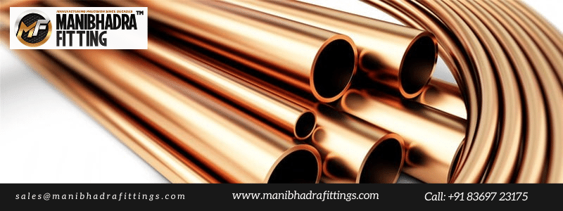 copper pipes manufacturers india